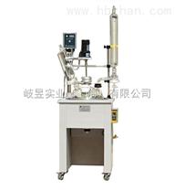 上海岐昱供應采用變頻調速的單層玻璃反應釜