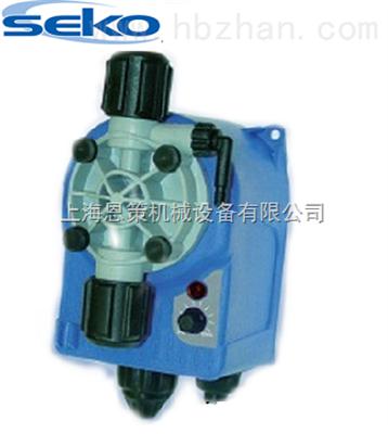 KCL635SEKO计量泵---KCL635电磁隔膜式计量泵