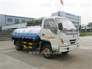 陕西福田3吨喷洒车、小型公路养护洒水车、福田威龙消防洒水两用车