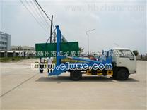 东风福瑞卡摆臂式垃圾车、5吨小区垃圾车多少钱?