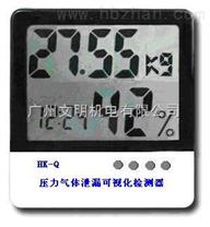 温度、压力气体泄漏可视化检测监测器