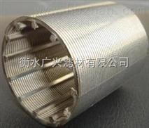 金屬楔形網濾芯 活性炭過濾芯 反應釜濾芯
