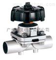 进口卫生级焊接式隔膜阀-进口卫生级阀门