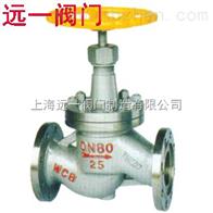 J41B-25C氨用截止閥