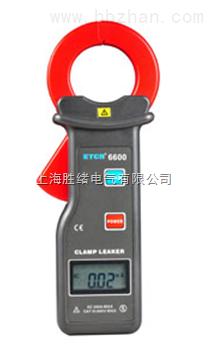 ETCR6600-高精度钳形漏电流表