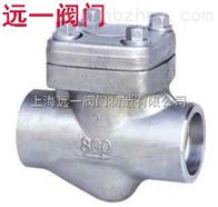 H61W/H/Y-16P不锈钢焊接止回阀