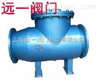 WCQ-16C臥式直通除污器