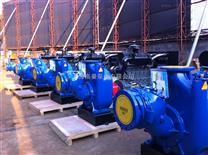 ZWC型手推车式机架自吸污水柴油抽水机泵/自吸式排污柴油机泵