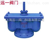 QB2-10/16雙口排氣閥