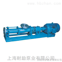 油田用G型单螺杆泵