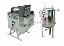 真空溶剂回收机,风冷式真空溶剂回收机