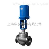 DHSC电动笼式单座调节阀