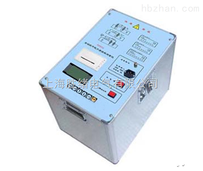 抗干扰介损自动测试仪GWS-III型