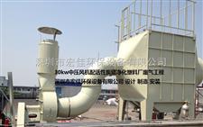 HJ-ZY-09活性碳吸附塔工程實例