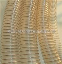 钢丝增强螺旋管,钢丝伸缩吸尘管
