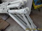 潜水搅拌机导杆安装系统