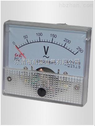 85l1-a电流表