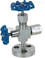 J49H-16/25/40/64/100/160/320P/R壓力計針型閥