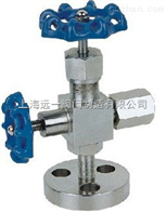 J49H-16/25/40/64/100/160/320P/R压力计針型閥
