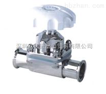 進口衛生級隔膜閥|衛生級快裝隔膜閥|316L隔膜閥