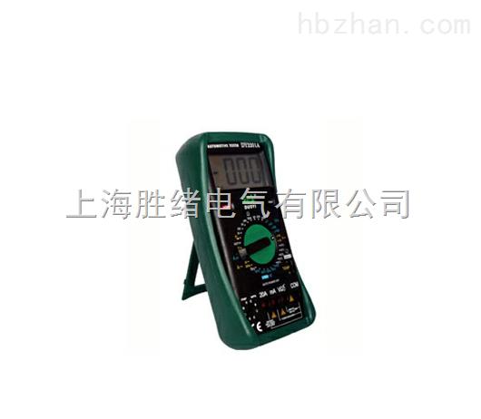 DY2201B型数字汽车万用表