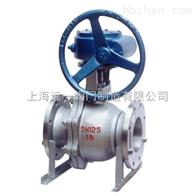 Q341H/Y-16C/25/40P/R蜗轮铸钢球阀
