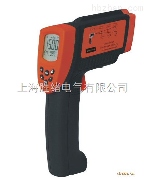 AR882红外测温仪(-18℃~1500℃)