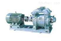 上海中球SK-12水环式真空泵|真空泵价格、安装尺寸
