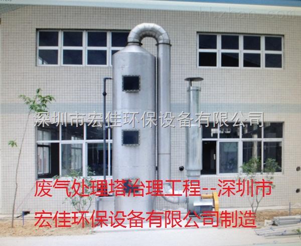 废气处理塔工程