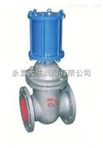 Z741H液动闸阀,液动闸阀,碳钢闸阀