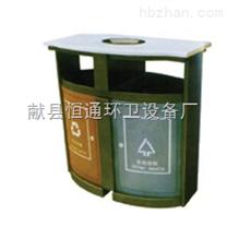 河北沧州钢板垃圾箱