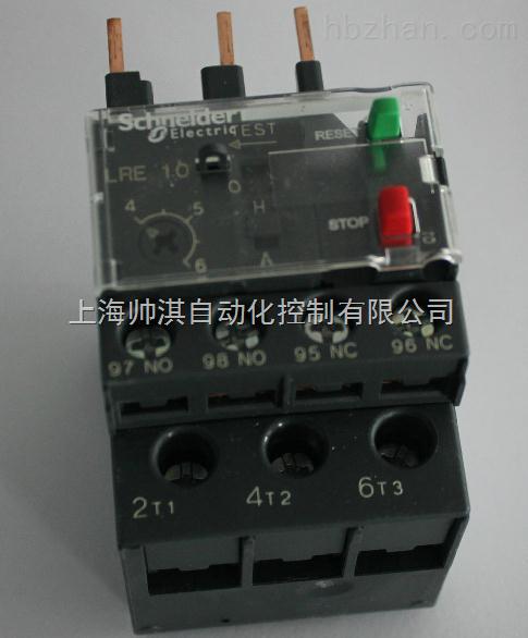 lre12n热继电器