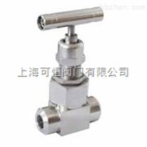 进口焊接仪表阀-对焊连接