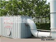 YHSJ活性炭噴漆廢氣凈化塔