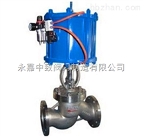 J641W不鏽鋼氣動截止閥,J641W不鏽鋼氣動截止閥廠家