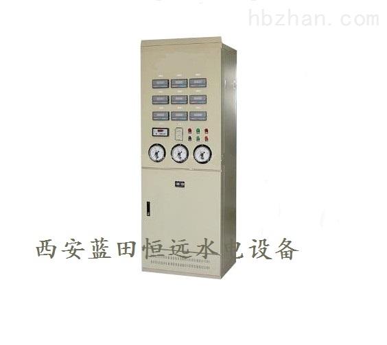 水轮发电机组上、下导轴承控制WSZP-9112A测温制动屏装置