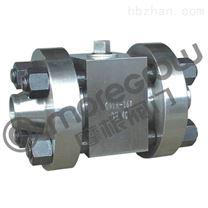 鍛鋼高壓焊接球閥