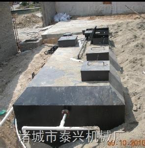 泰兴地埋式医疗污水处理设备