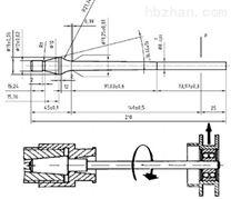 金屬材料旋轉彎曲疲勞試驗機達標出產
