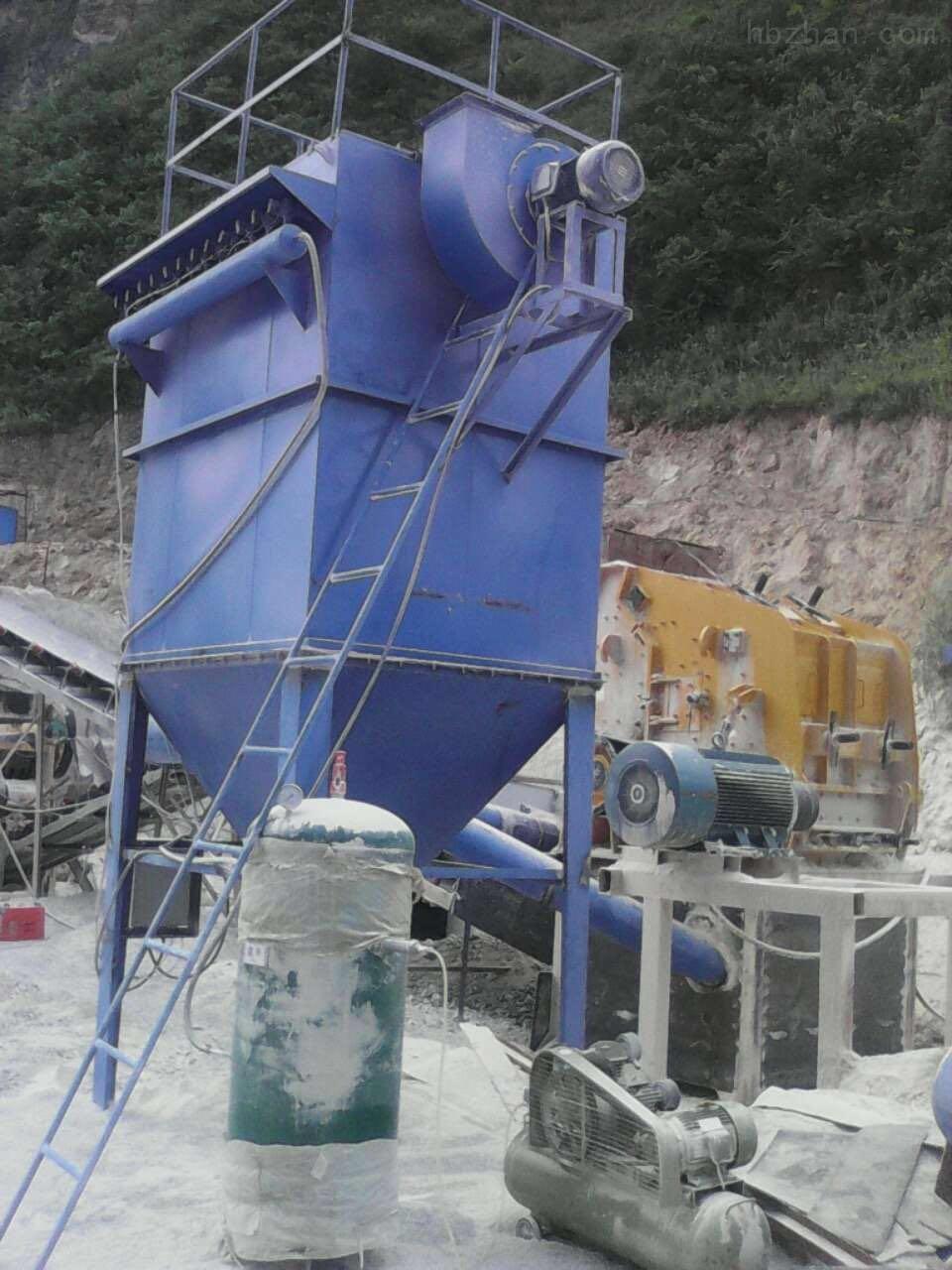 ppc 工业锅炉除尘器