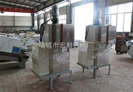 HLE污泥处理设备叠螺式污泥脱水机