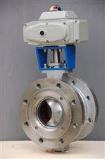 QV941F-16电动V型球阀