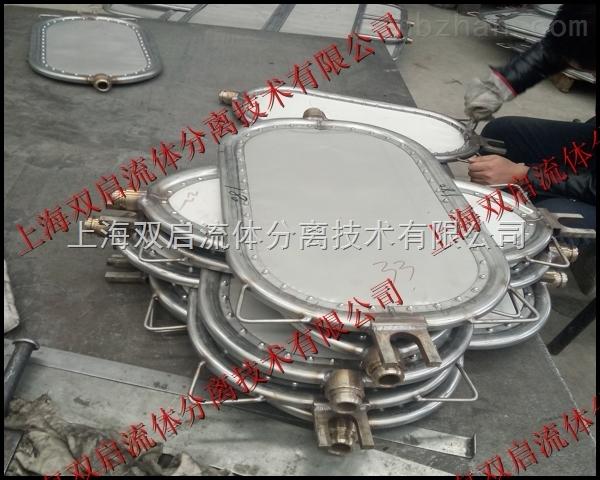 VBF-不锈钢滤板,板式密闭过滤机滤板