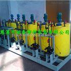 加药箱专业生产厂家 污水处理安装圆型pe计量桶方法