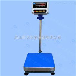 100公斤电子台秤带U盘重量储存功能多少钱?