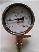 WSS-411直销热套式双金属温度计WSS-411