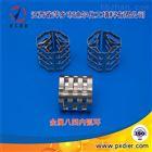石化环保设备专用金属填料 不锈钢八四内弧环