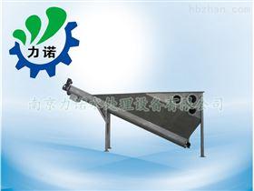 無軸螺旋式砂水分離器廠家