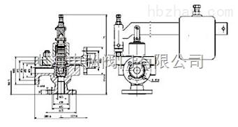 电站锅炉脉冲式安全阀