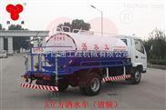 工地抑尘喷洒车,唐骏5吨洒水车价格,专用运水车